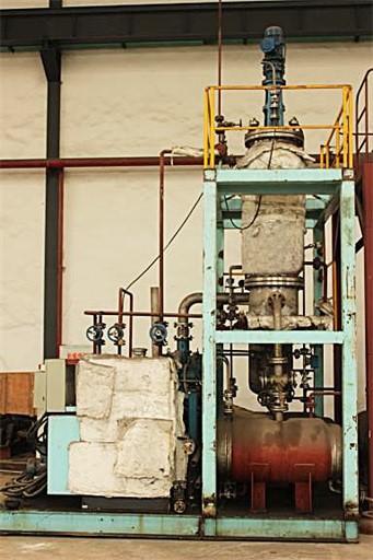 短程蒸馏成套装备
